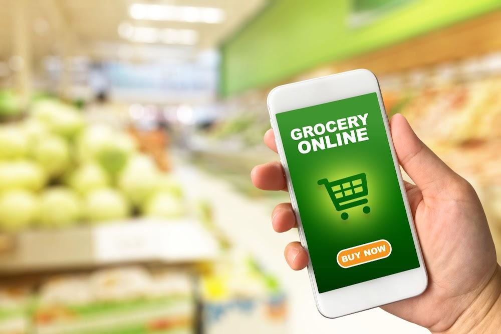 Multiple shops, one app: buying groceries online just got easier