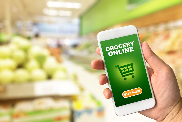 Pressed for time? Order your groceries online.