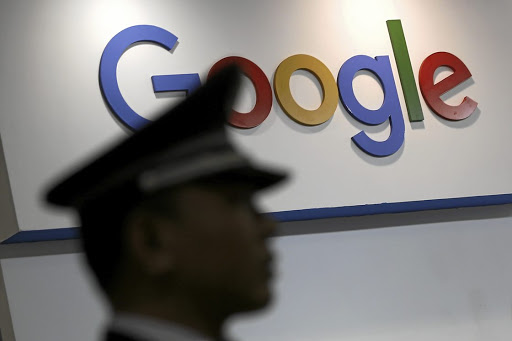 Google. Picture: REUTERS