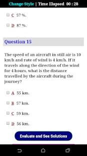 Aptitude & Reasoning Questions, Bank PO, SSC, IBPS- screenshot thumbnail