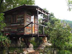 Photo: Caseta de fusta