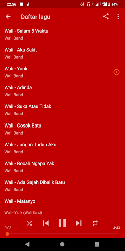 Wali Ada Gajah Di Balik Batu Mp3 : gajah, balik, Download, Offline, Latest, Version, Android