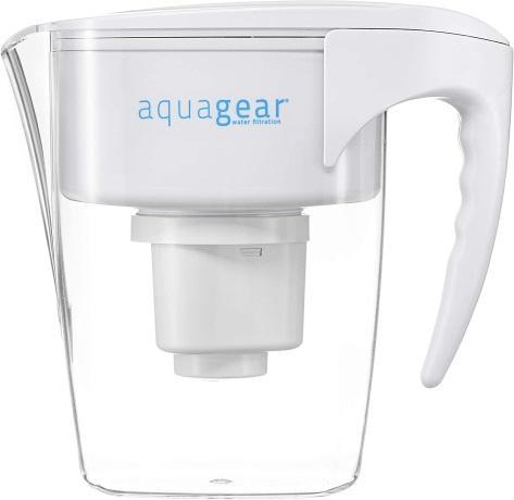 AQUAGEAR WATER FILTER PITCHER - best water filter pitcher 2020