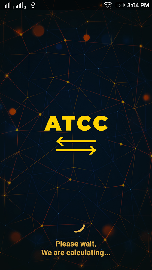 ATC Coin - Crypto Currency Coin- screenshot