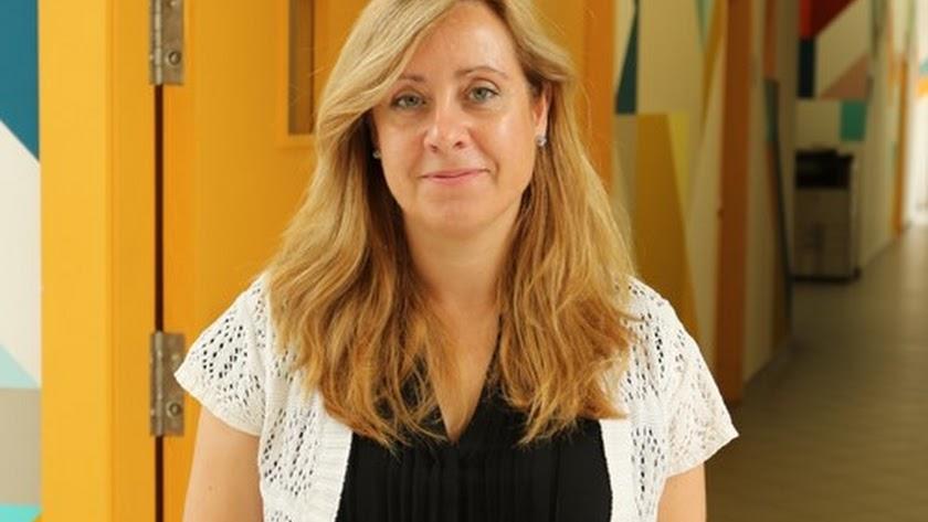 La doctora Silvia Muro. Fuente: ibecbarcelona.eu