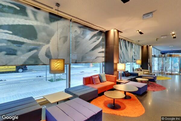 Foto Hotel Novotel Barcelona City 14