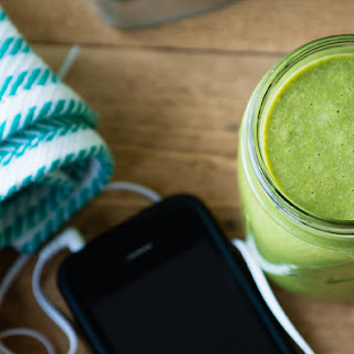 Pre-Workout Green Smoothie