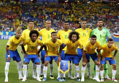 Un absent important pour le Brésil face au Costa Rica