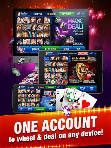Celeb Poker - Texas Holdem VIP