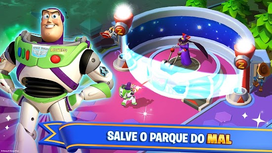 O Reino Mágico da Disney Screenshot
