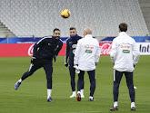 Didier Deschamps déplore l'absence d'Adil Rami