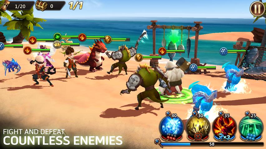 android Shards of Magic Screenshot 13