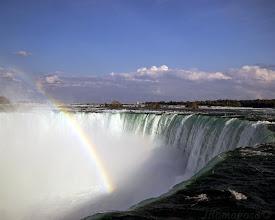 Photo: Rainbow Niagara Falls