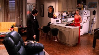 The One With Joey's Award