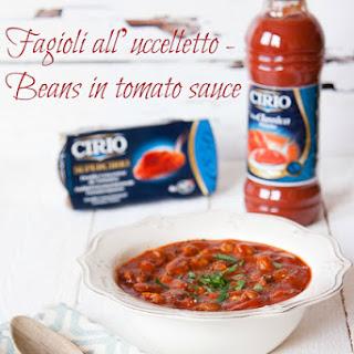 Fagioli All'Uccelletto – Beans in Tomato Sauce Recipe