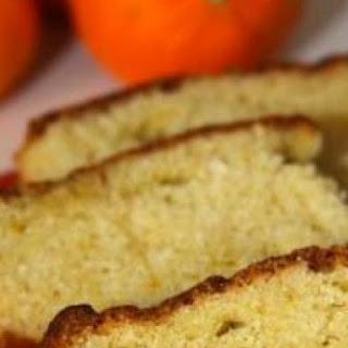 Sweet Florida Orange Breakfast Bread.