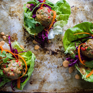 Turkey Curry Meatballs (Paleo) Recipe