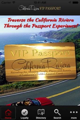 CaliforniaRiviera VIP Passport