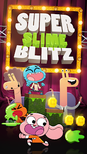 Gumball Super Slime Blitz MOD APK (Unlimited Money) 1