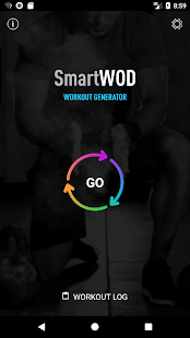 SmartWOD Workout Generator 1