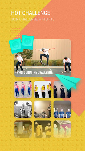 POLA Camera - Beauty Selfie, Clone Camera& Collage 1.2.8 screenshots 2