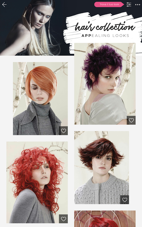 Framesi Hair Collection- screenshot