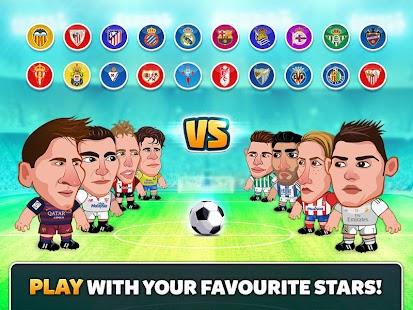 Head Soccer La Liga 2016- screenshot thumbnail