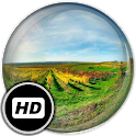 Panorama Wallpaper: Fields icon