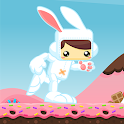 Candy Bunny Run icon