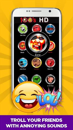 100's of Buttons & Prank Sound Effects screenshot 3
