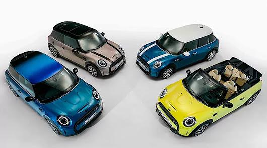 El actualizado Mini ya está disponible en Automotor Costa Almería y El Ejido