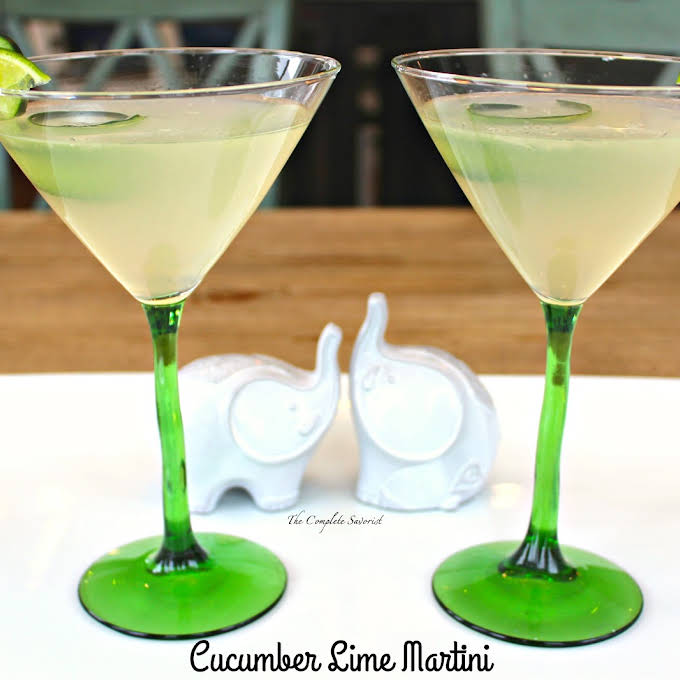 10 Best Vodka Martini with Lime Juice Recipes