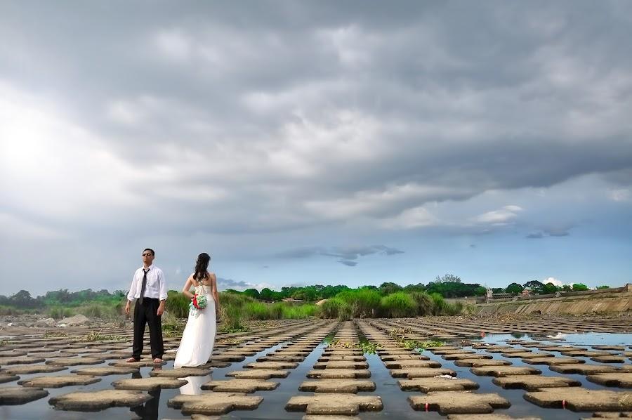Mark & Julie by Eshwer Gonzales - Wedding Reception