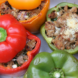 Savory Stuffed Peppers