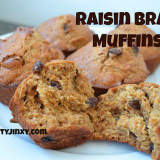 Raisin Bran Muffins Recipe – Great for Breakfast on the GO!.