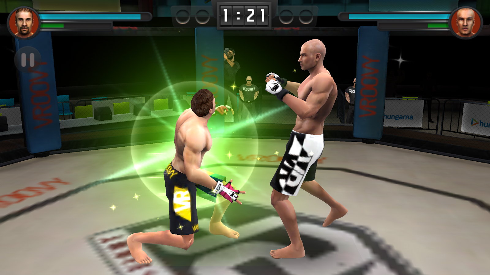 Brothers: Clash of Fighters MOD APK