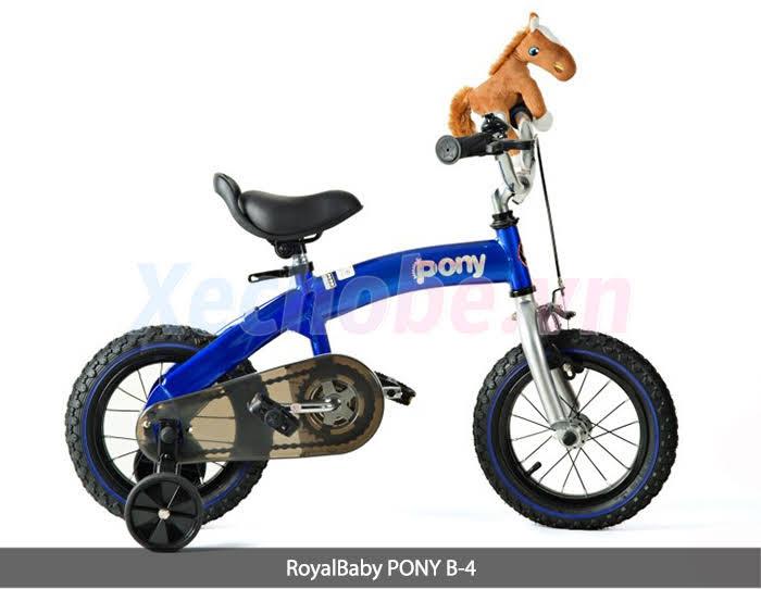 xe đạp 2 bánh chp bé pony