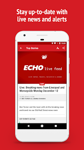 Liverpool Echo - náhled