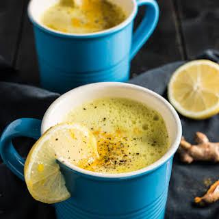 Magic Turmeric Tea.