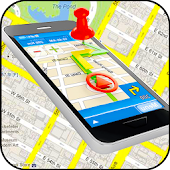 GPS tracker driving route:free
