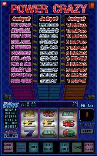 Power Crazy Fruit Machine Slots Game 1.17 1