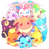Tải Game Eevee Evolution Wallpaper