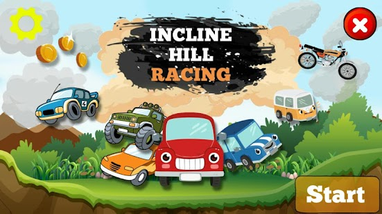 Incline Hill Racing - náhled