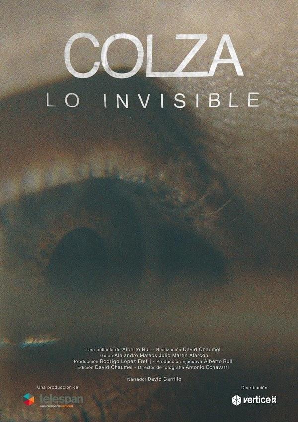 Colza, lo invisible