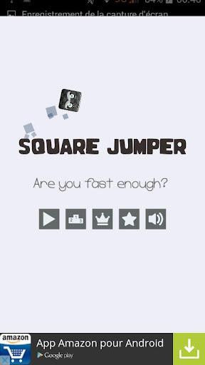 Square Jumper ⚀