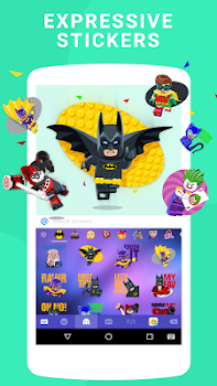 Emoji keyboard - Cute Emoticons, GIF, Stickers