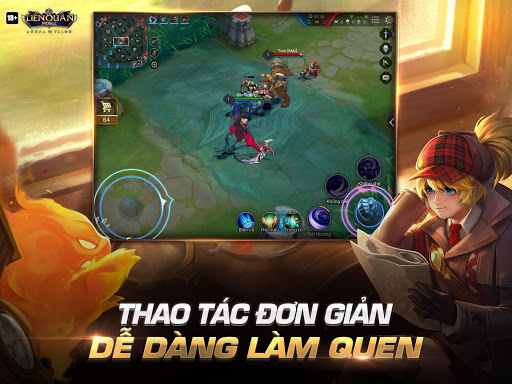 Garena Liu00ean Quu00e2n Mobile 1.24.1.2 screenshots 7