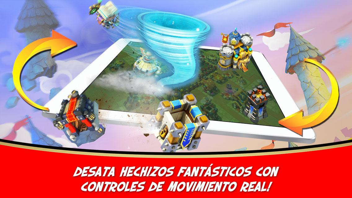 Castillo Furioso: Castle Clash- screenshot