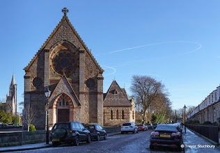 Photo: St Mary's Episcopal Church, Carden Place, Aberdeen