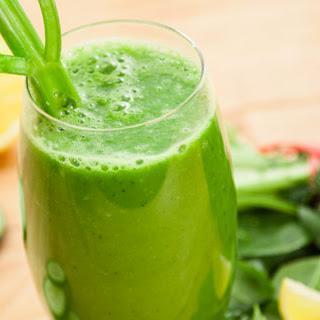 Garden Green Giant Juice.